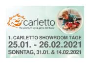 Die Carletto Showroom Tage in Nürnberg