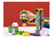 Luigi und Super Mario bei LEGO wieder vereint!