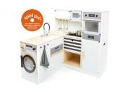 Kinderküche modular XL von small foot mit spiel gut-Siegel ausgezeichnet!
