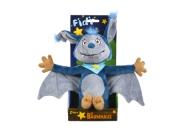 Fiditioneller Plüsch: Fledermaus Fidi aus dem KiKA Baumhaus